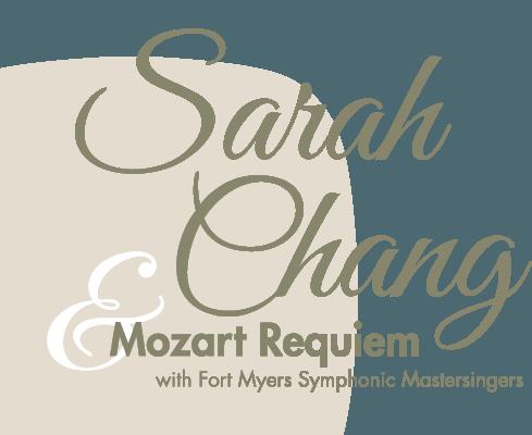 Sarah Chang & Mozart Requiem