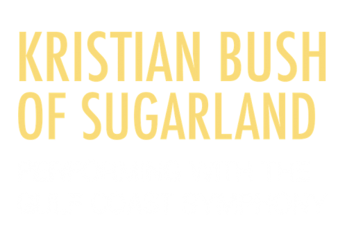 Island Hopper: Kristian Bush and the Gulf Coast Symphony